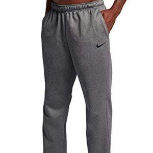 Grey Nike Therma-Fit Sweatpants